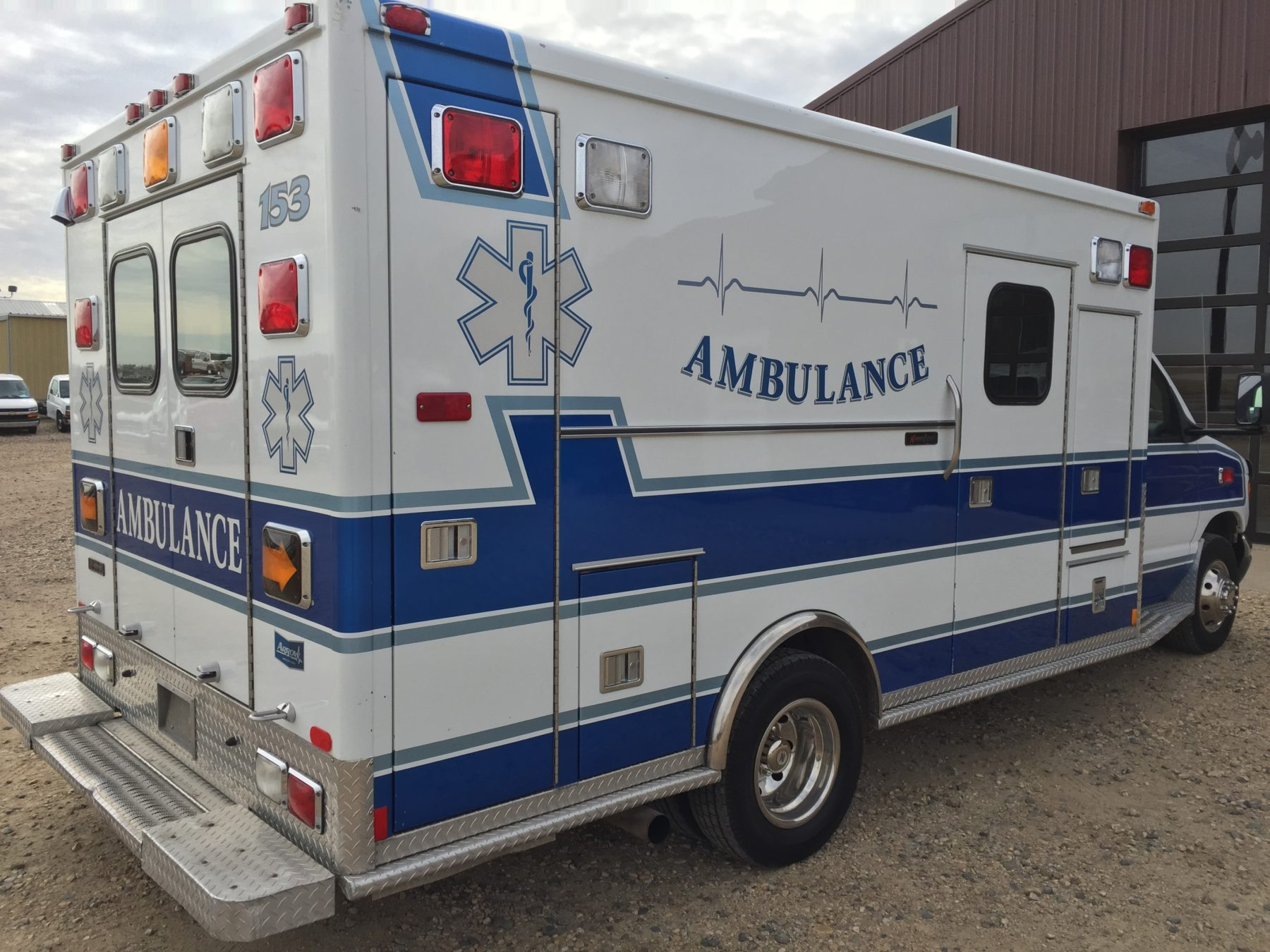 1998 Ford E450 Type 3 Ambulance For Sale – Picture 6