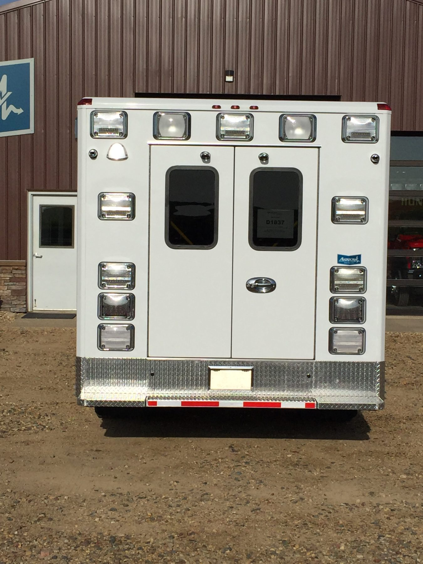 2019 Chevrolet K3500 4x4 Type 1 Ambulance For Sale – Picture 8