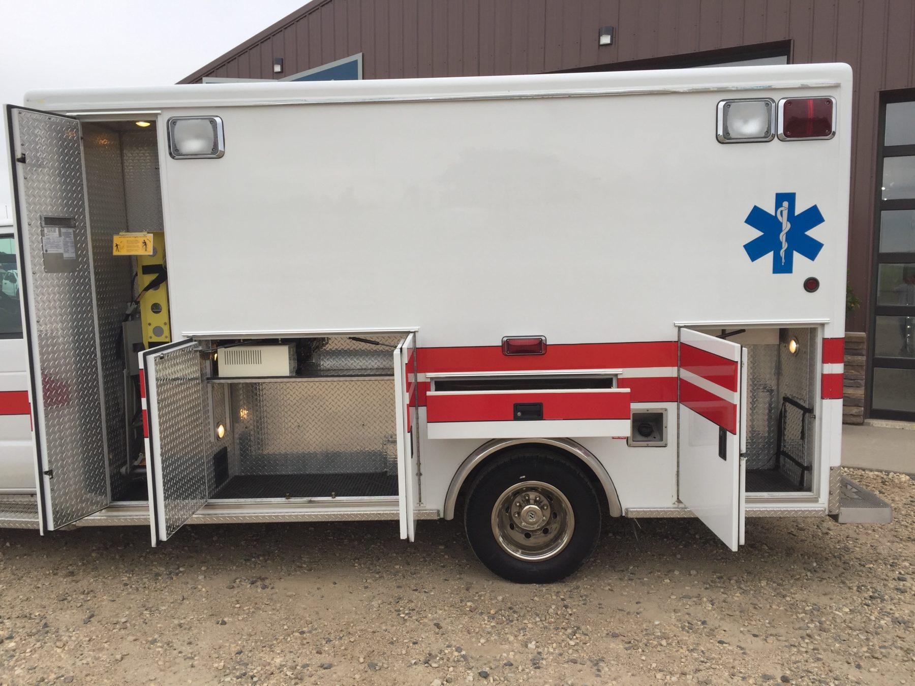 2003 Ford E450 Type 3 Ambulance For Sale – Picture 5