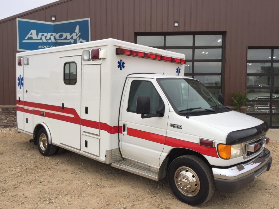 2003 Ford E450 Type 3 Ambulance For Sale – Picture 3