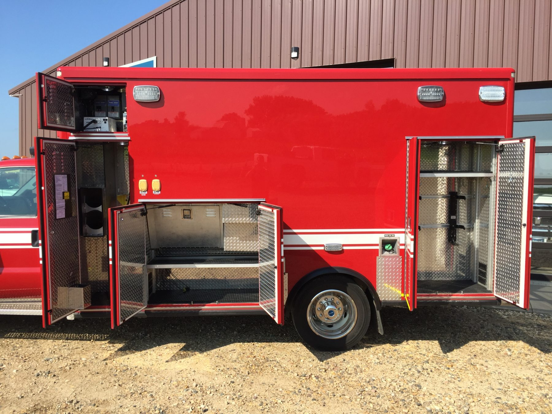 2012 Ford F550 4x4 Heavy Duty Ambulance For Sale – Picture 6