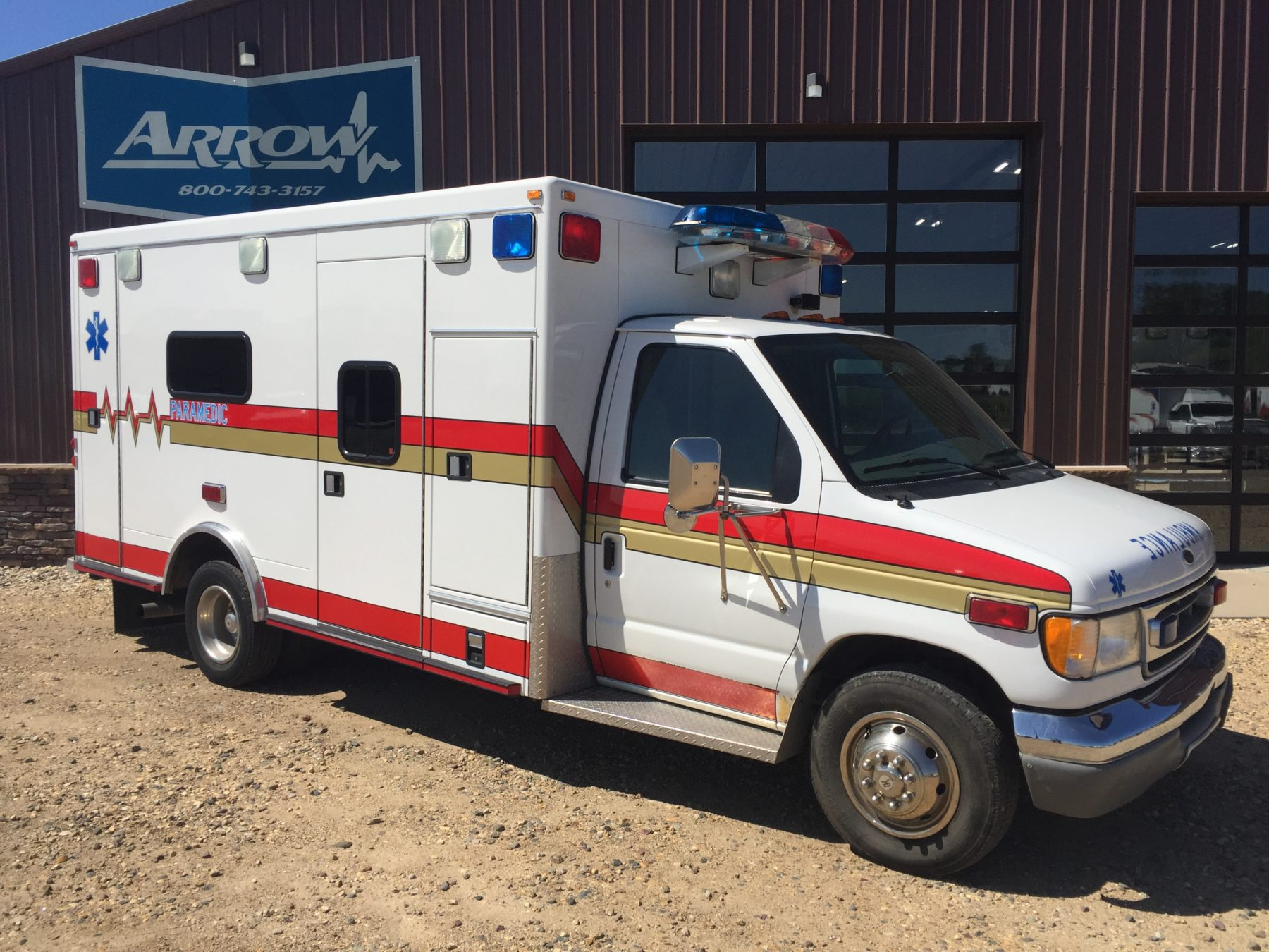 1999 Ford E450 Type 3 Ambulance For Sale – Picture 3
