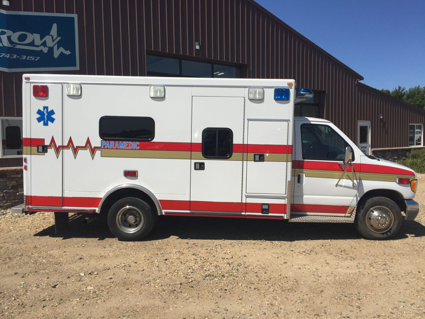 1999 Ford E450 Type 3 Ambulance For Sale – Picture 4