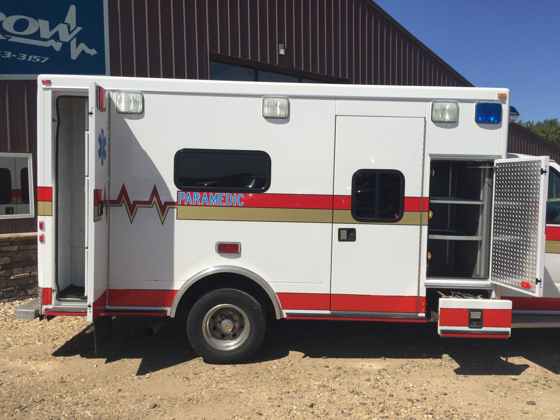 1999 Ford E450 Type 3 Ambulance For Sale – Picture 5