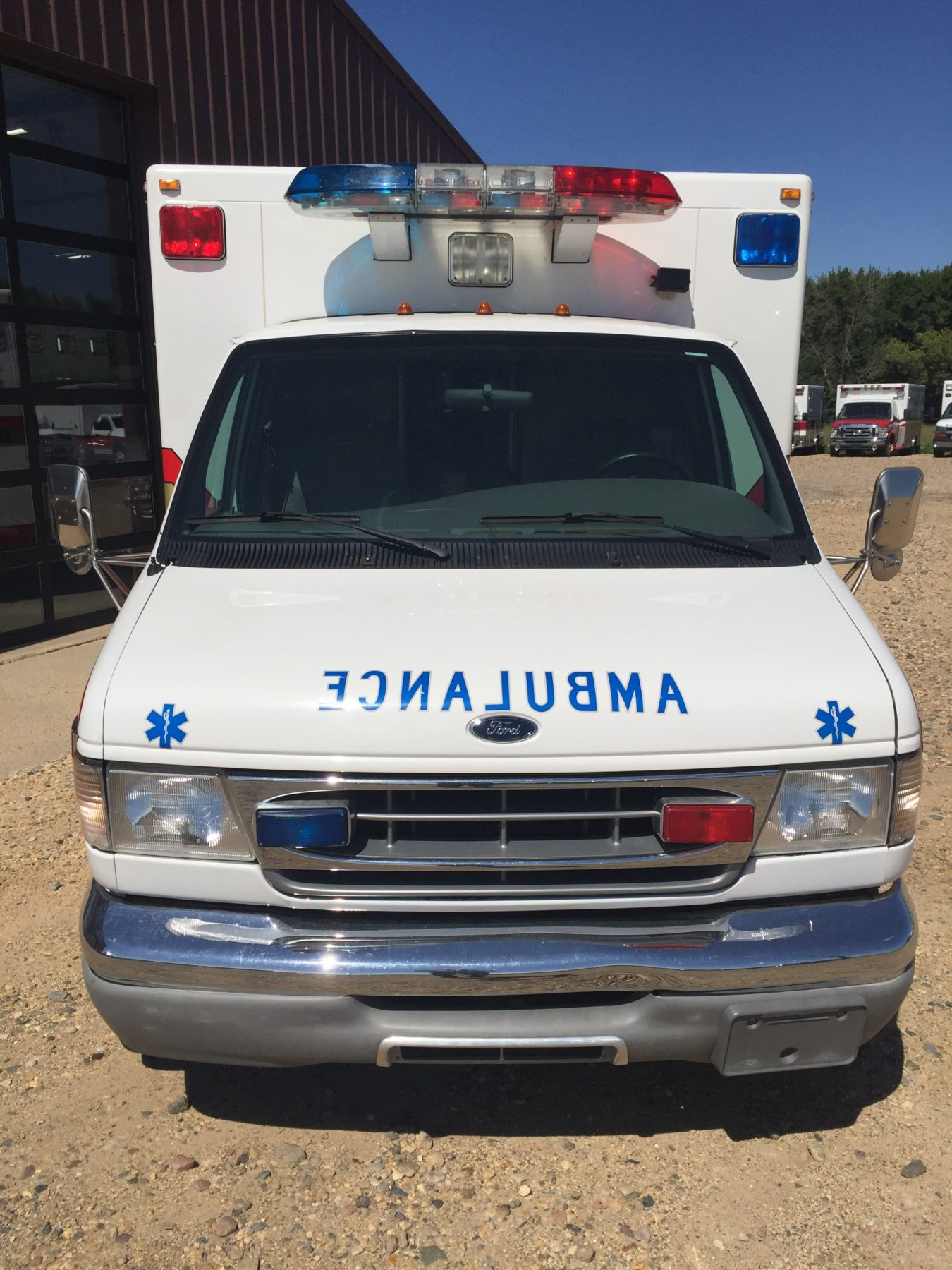 1999 Ford E450 Type 3 Ambulance For Sale – Picture 7