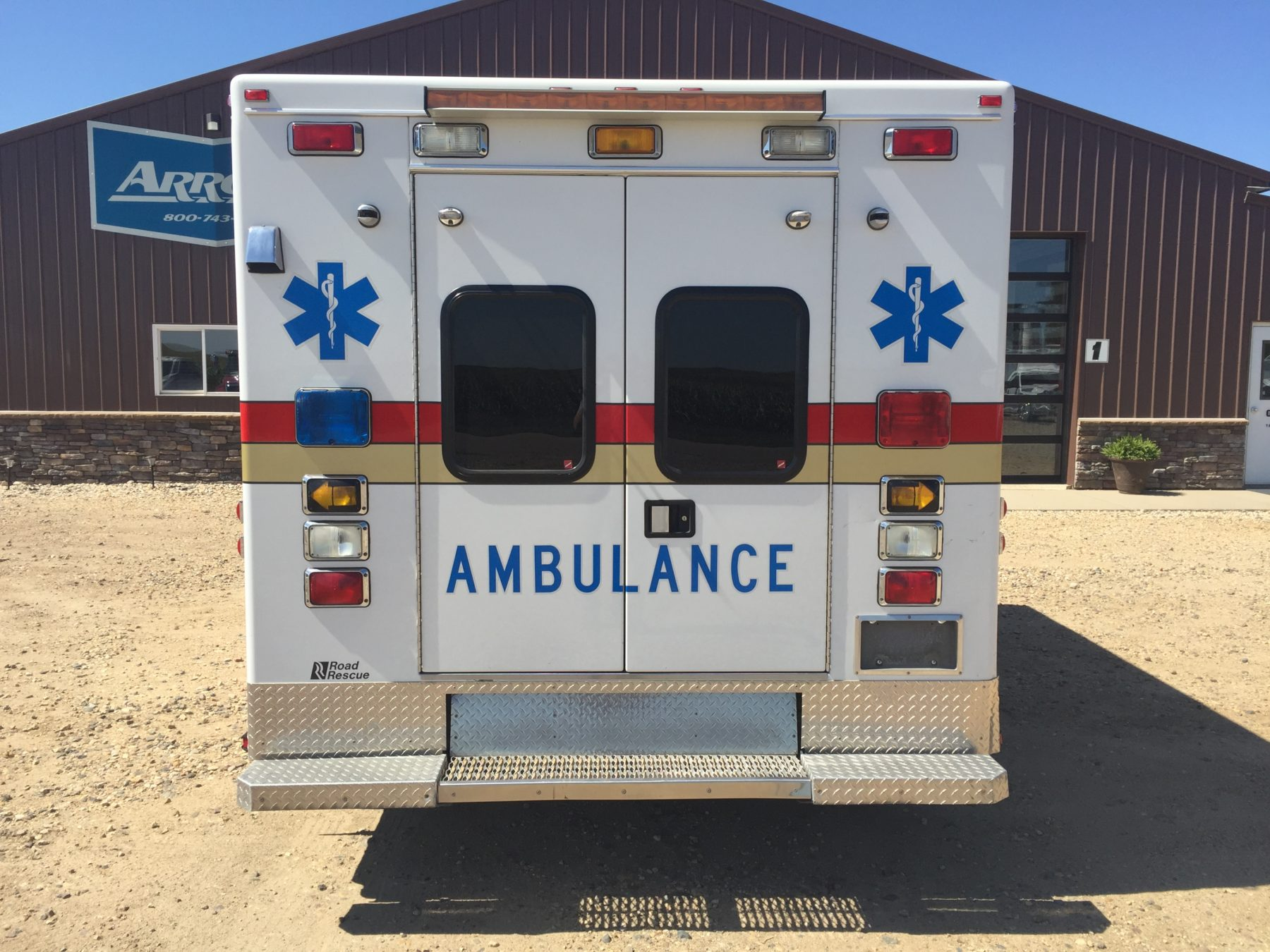 1999 Ford E450 Type 3 Ambulance For Sale – Picture 8