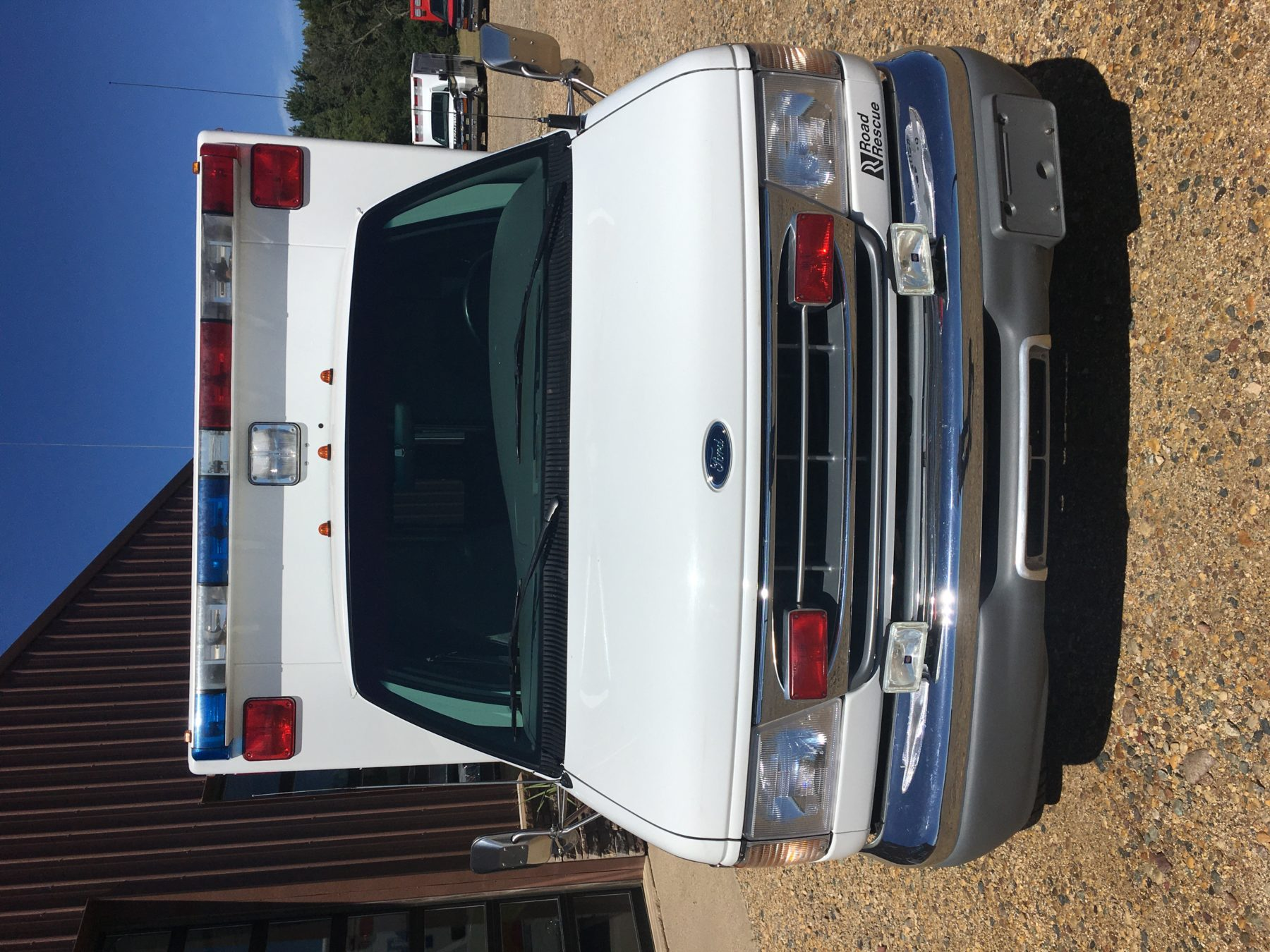 1998 Ford E450 Type 3 Ambulance For Sale – Picture 7