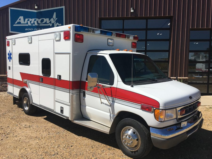 1998 Ford E450 Type 3 Ambulance For Sale – Picture 3