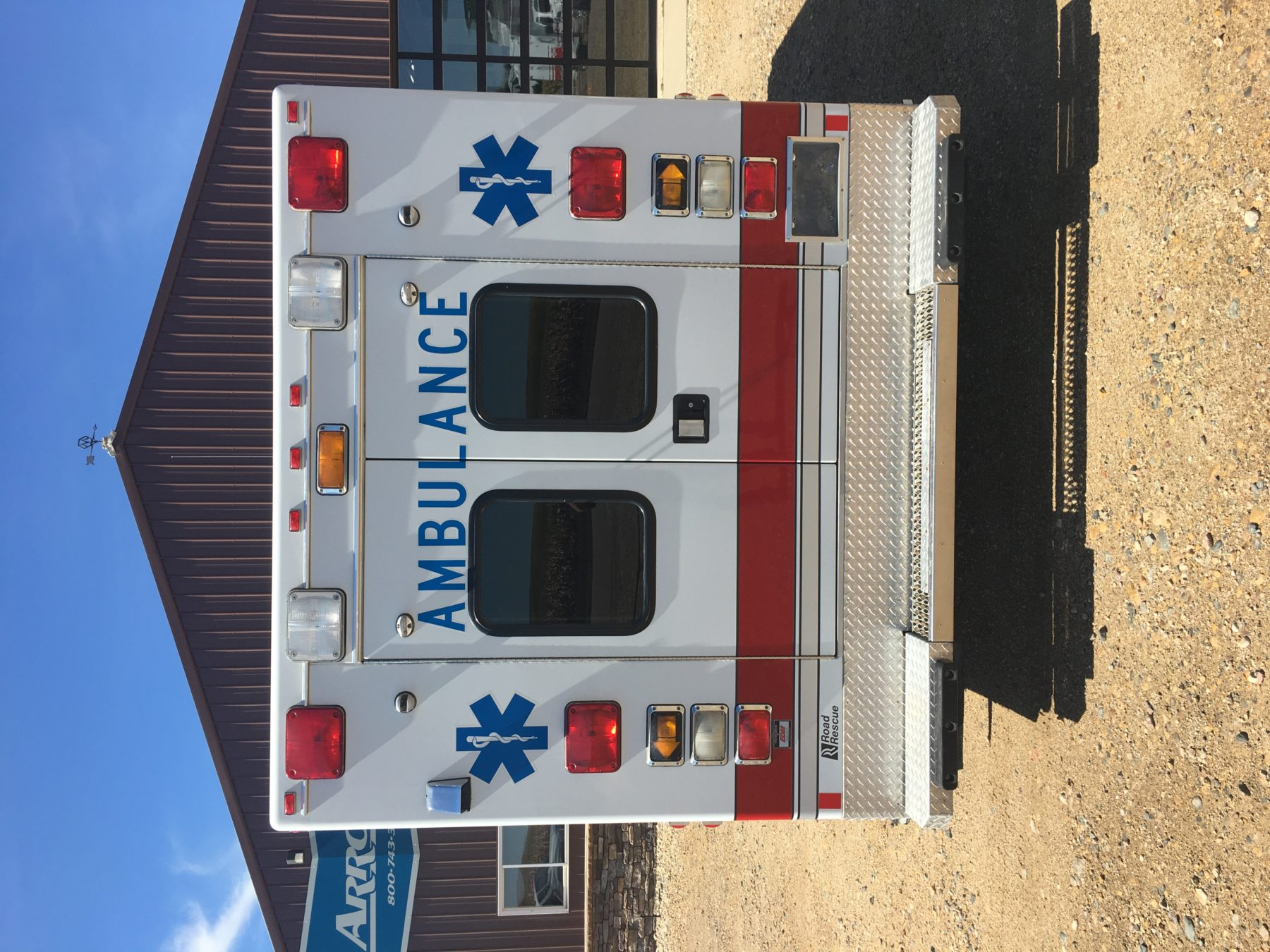 1998 Ford E450 Type 3 Ambulance For Sale – Picture 8