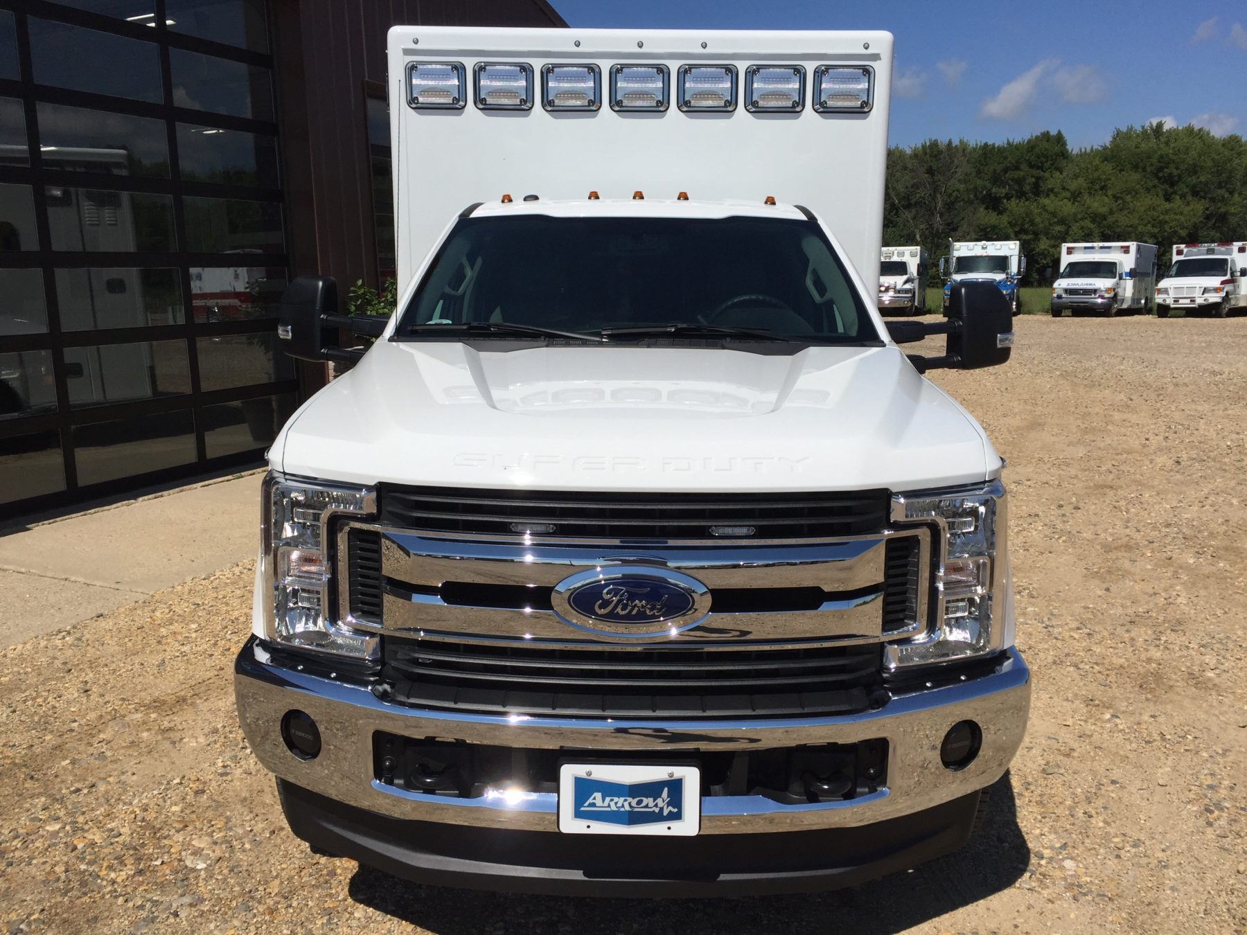 2018 Ford F350 4x4 Type 1 Ambulance For Sale – Picture 7
