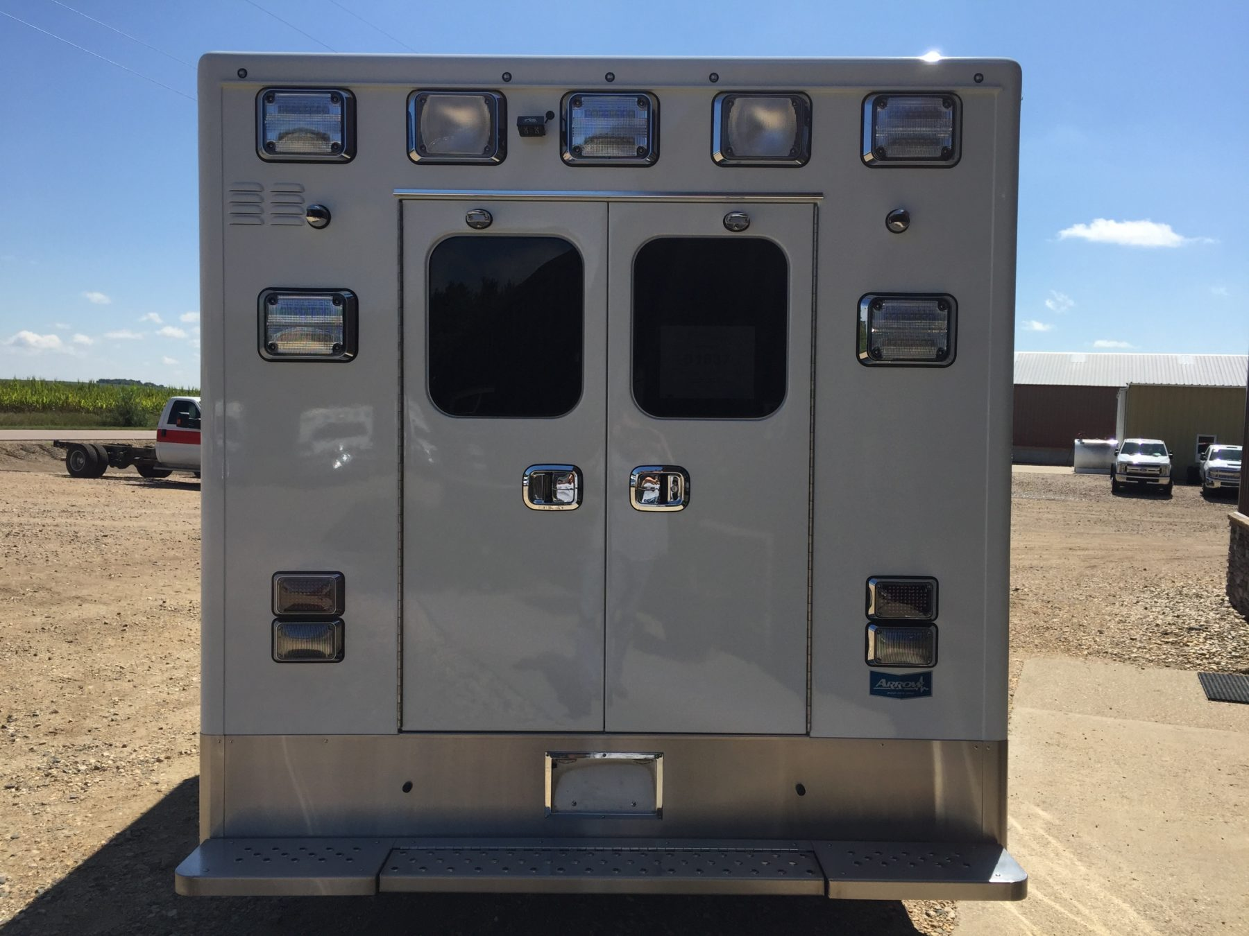 2018 Ford F350 4x4 Type 1 Ambulance For Sale – Picture 8