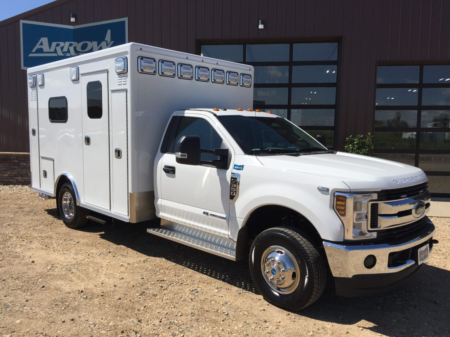 2018 Ford F350 4x4 Type 1 Ambulance For Sale – Picture 3