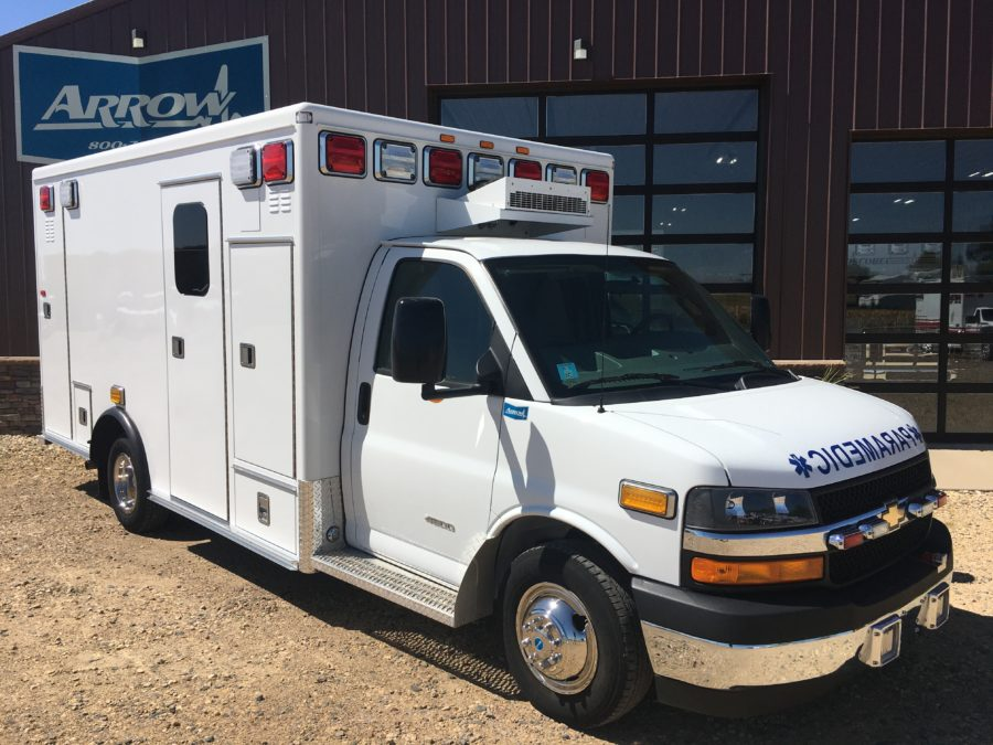 2017 Chevrolet G4500 Type 3 Ambulance For Sale – Picture 3