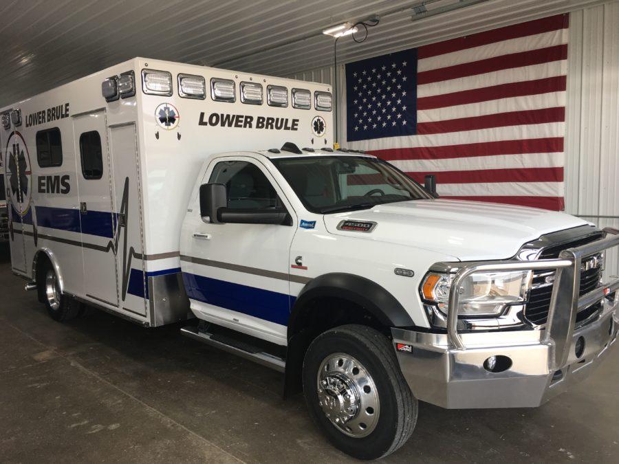 2019 Ram 4500 Heavy Duty 4x4 Ambulance