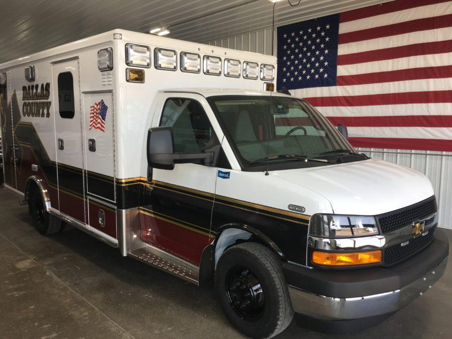 2017 Ram 4500 Heavy Duty 4x4 Ambulance