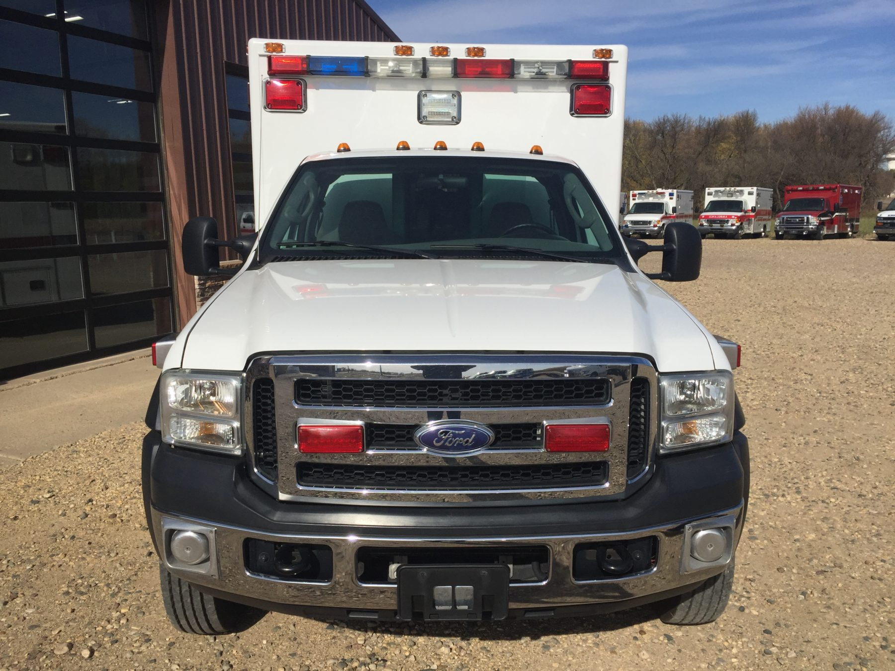 2006 Ford F450 4x4 Heavy Duty Ambulance For Sale – Picture 6