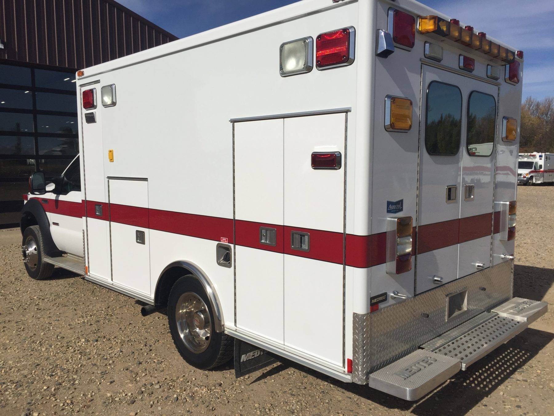 2006 Ford F450 4x4 Heavy Duty Ambulance For Sale – Picture 9