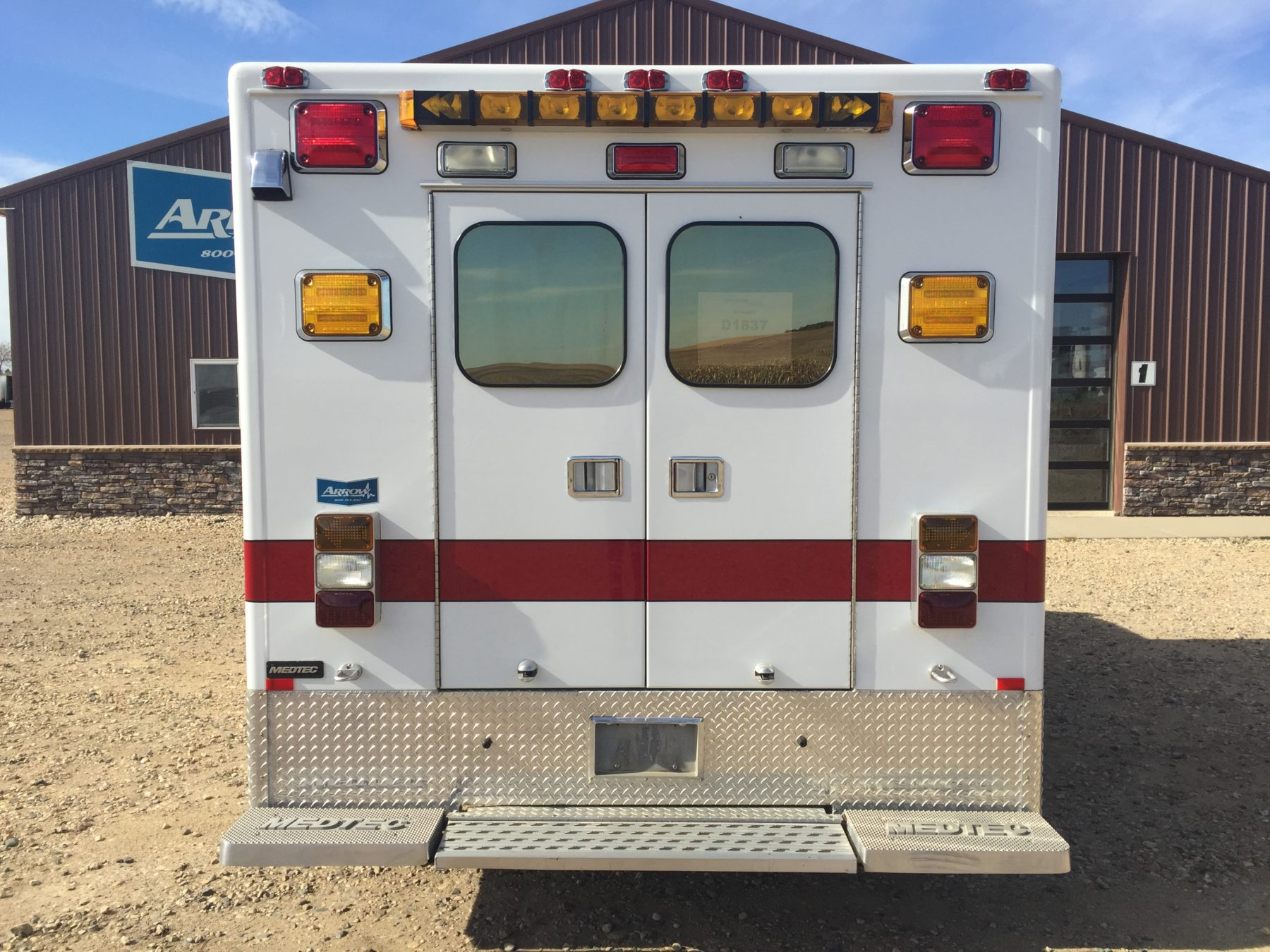 2006 Ford F450 4x4 Heavy Duty Ambulance For Sale – Picture 10