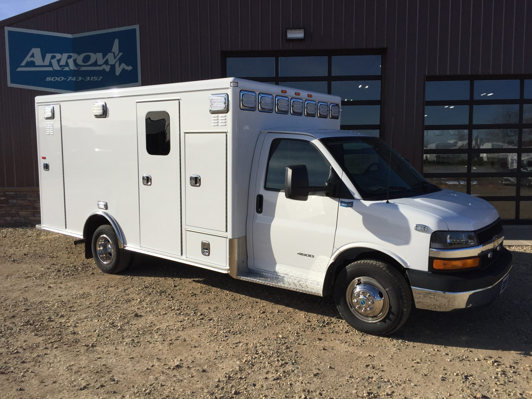 2016 Chevrolet G4500 Type 3 Ambulance For Sale – Picture 8