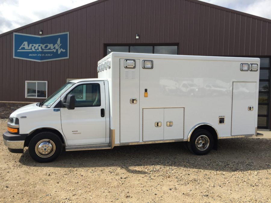 2019 Chevrolet G4500 Type 3 Ambulance For Sale
