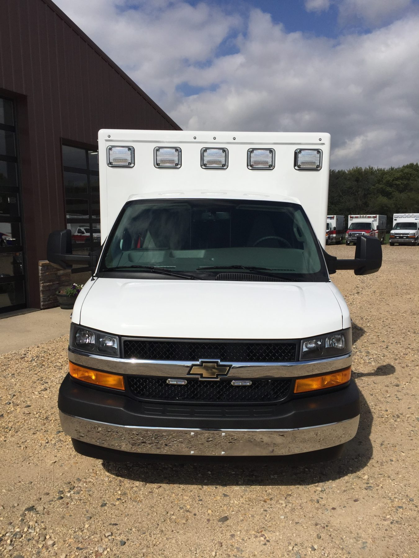 2019 Chevrolet G4500 Type 3 Ambulance For Sale – Picture 7
