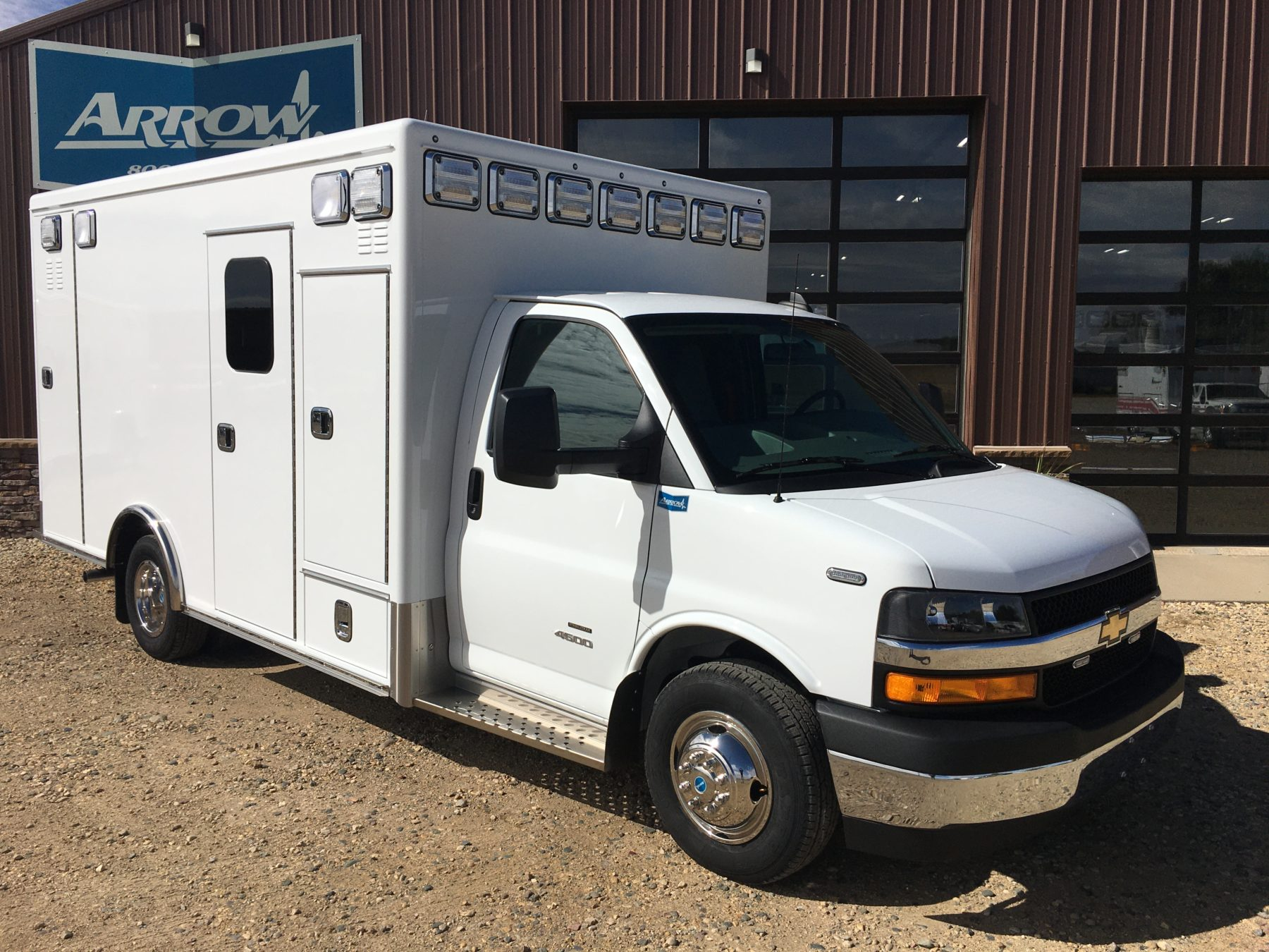 2020 Chevrolet G4500 Type 3 Ambulance For Sale – Picture 3