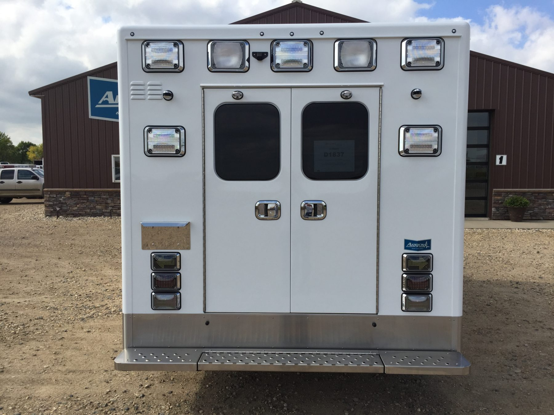 2019 Chevrolet G4500 Type 3 Ambulance For Sale – Picture 8