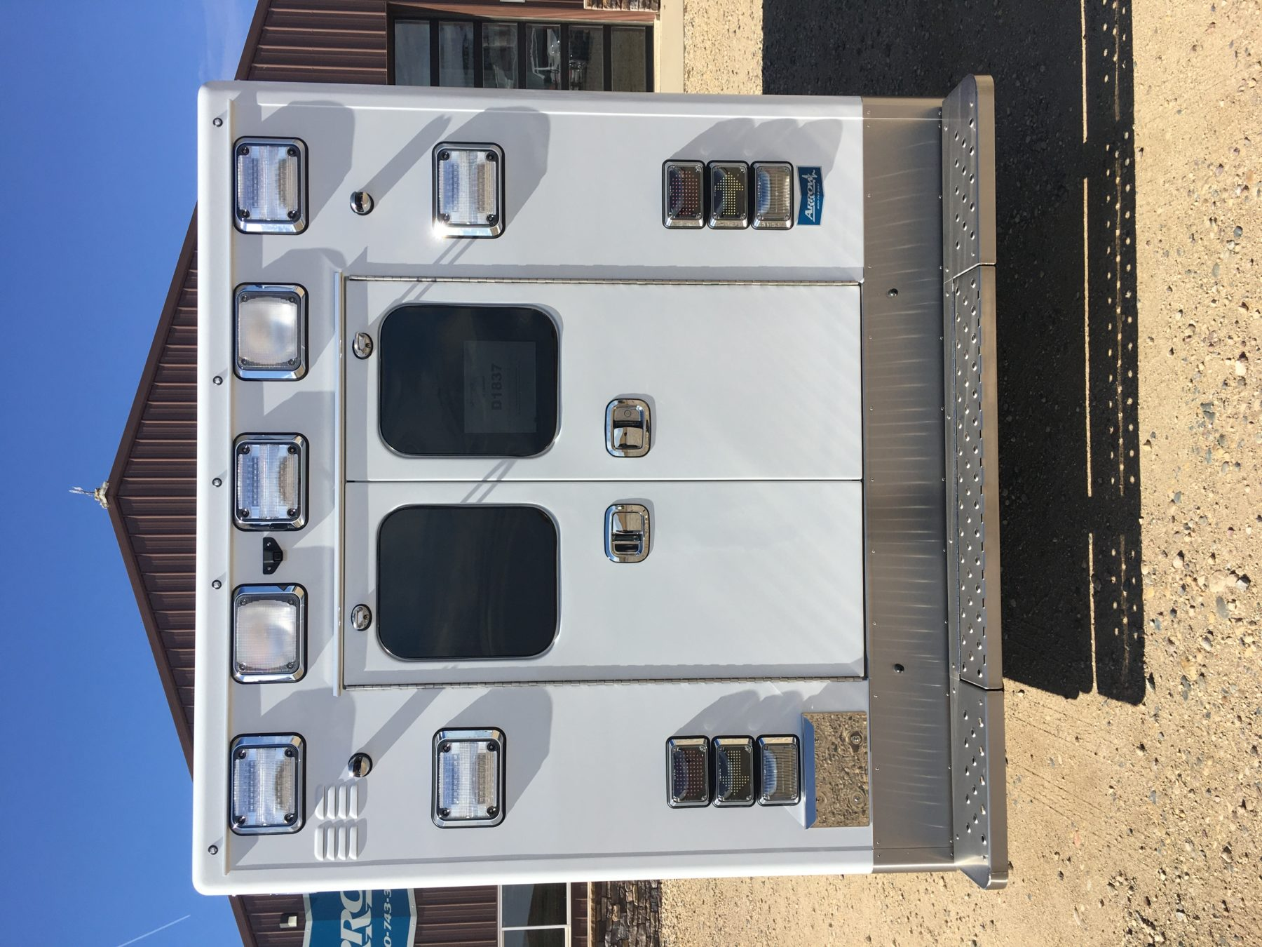2020 Chevrolet G4500 Type 3 Ambulance For Sale – Picture 8