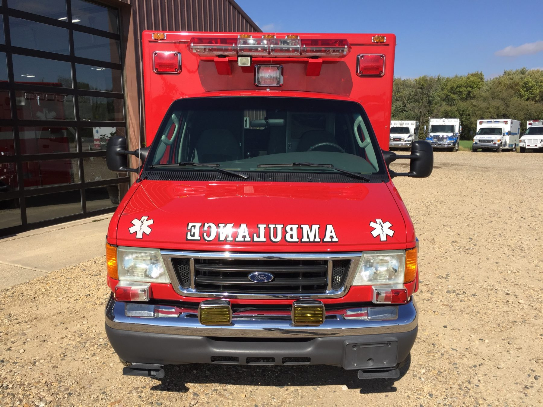 2005 Ford E450 Type 3 Ambulance For Sale – Picture 4