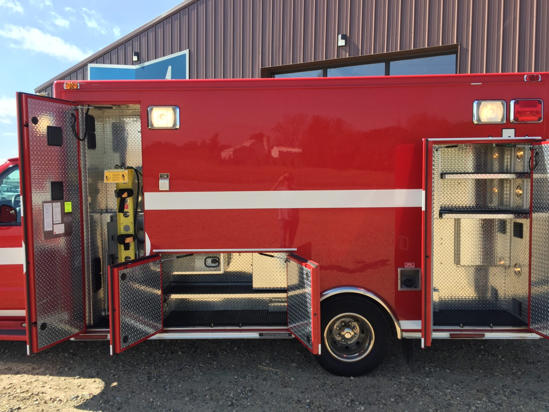 2005 Ford E450 Type 3 Ambulance For Sale – Picture 5