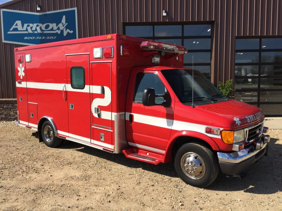 2005 Ford E450 Type 3 Ambulance For Sale – Picture 3