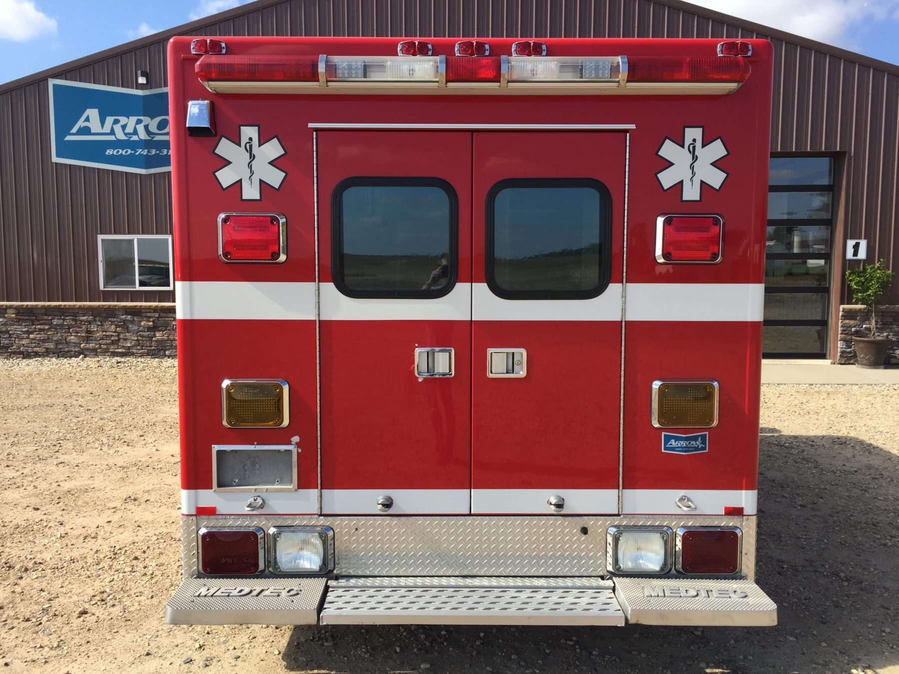 2005 Ford E450 Type 3 Ambulance For Sale – Picture 7