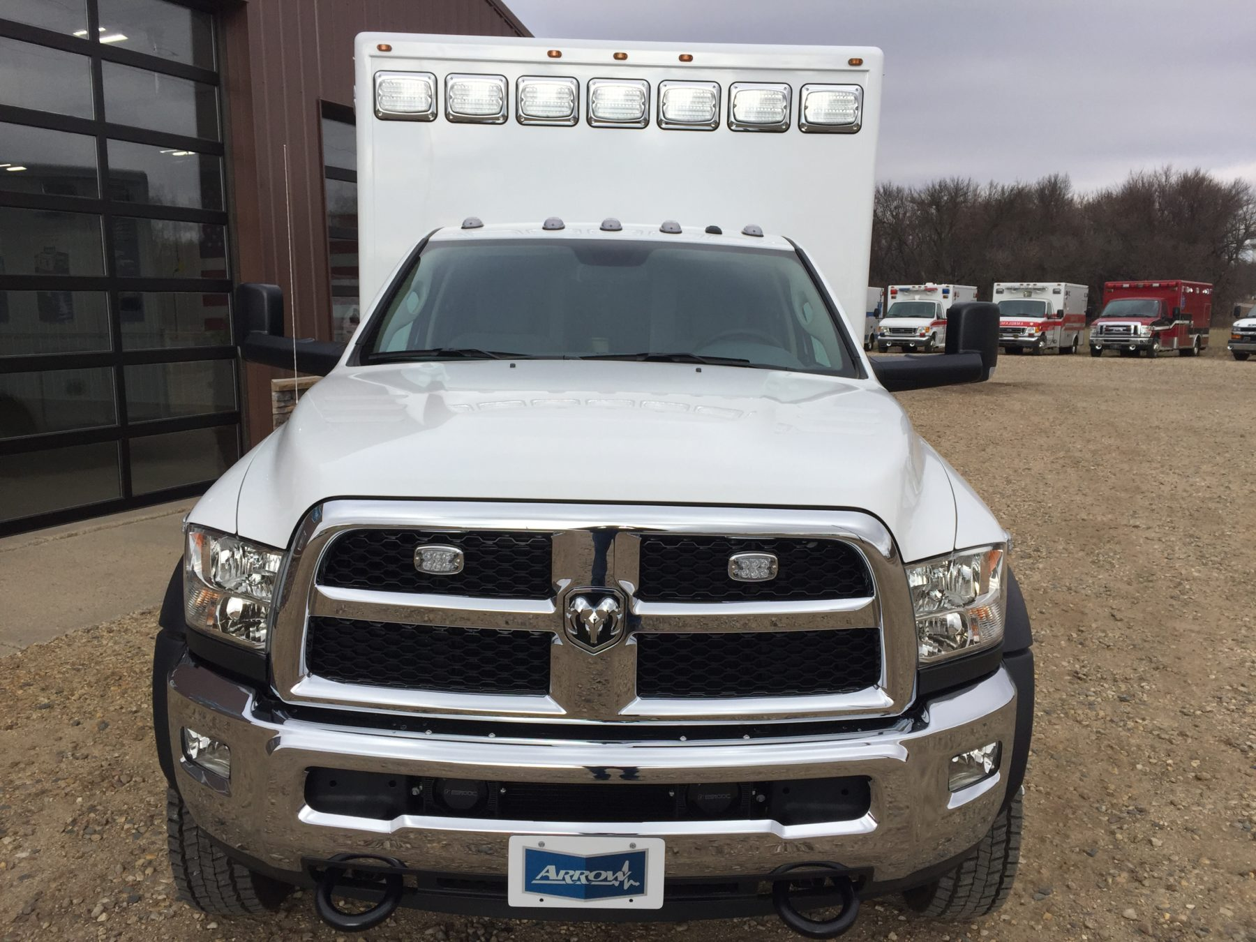2017 Ram 4500 4x4 Heavy Duty Ambulance For Sale – Picture 7