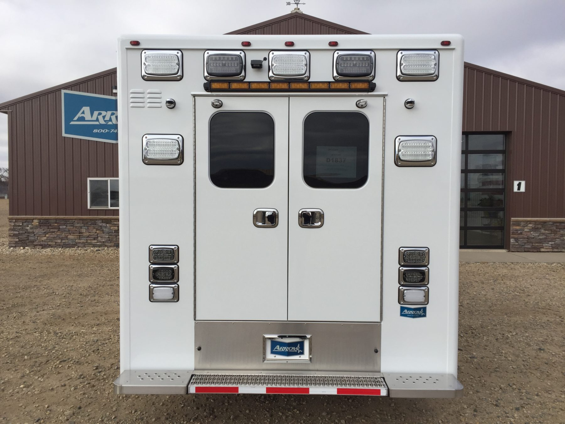 2017 Ram 4500 4x4 Heavy Duty Ambulance For Sale – Picture 8