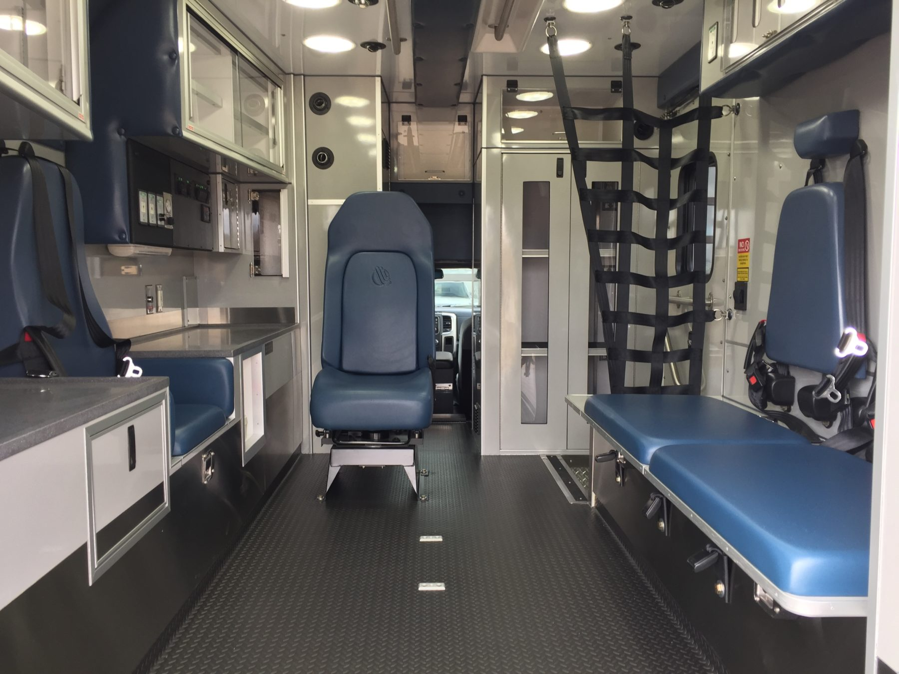 2017 Ram 4500 4x4 Heavy Duty Ambulance For Sale – Picture 2