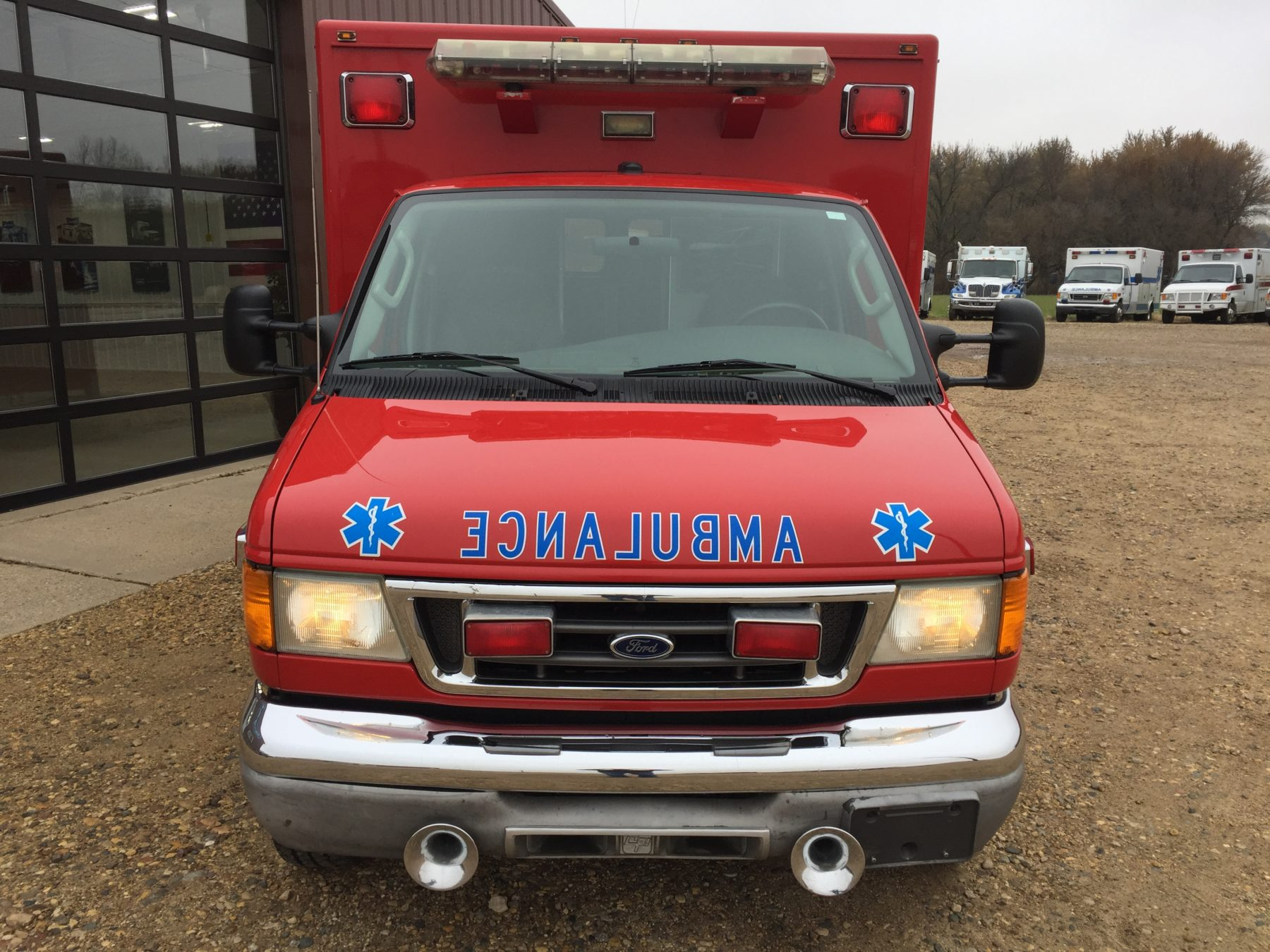 2003 Ford E450 Type 3 Ambulance For Sale – Picture 7