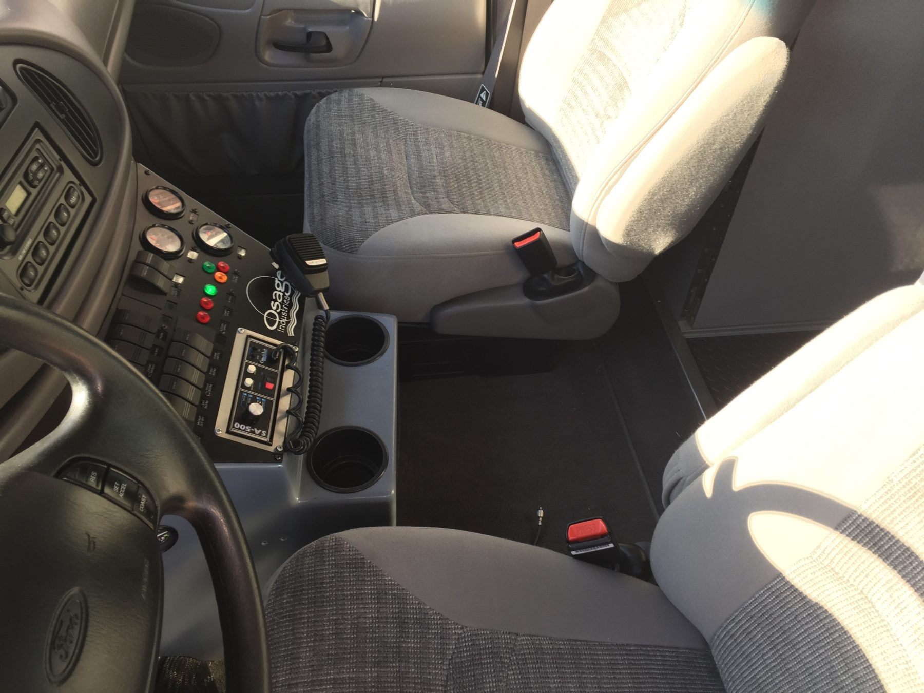 2001 Ford E450 Type 3 Ambulance For Sale – Picture 10
