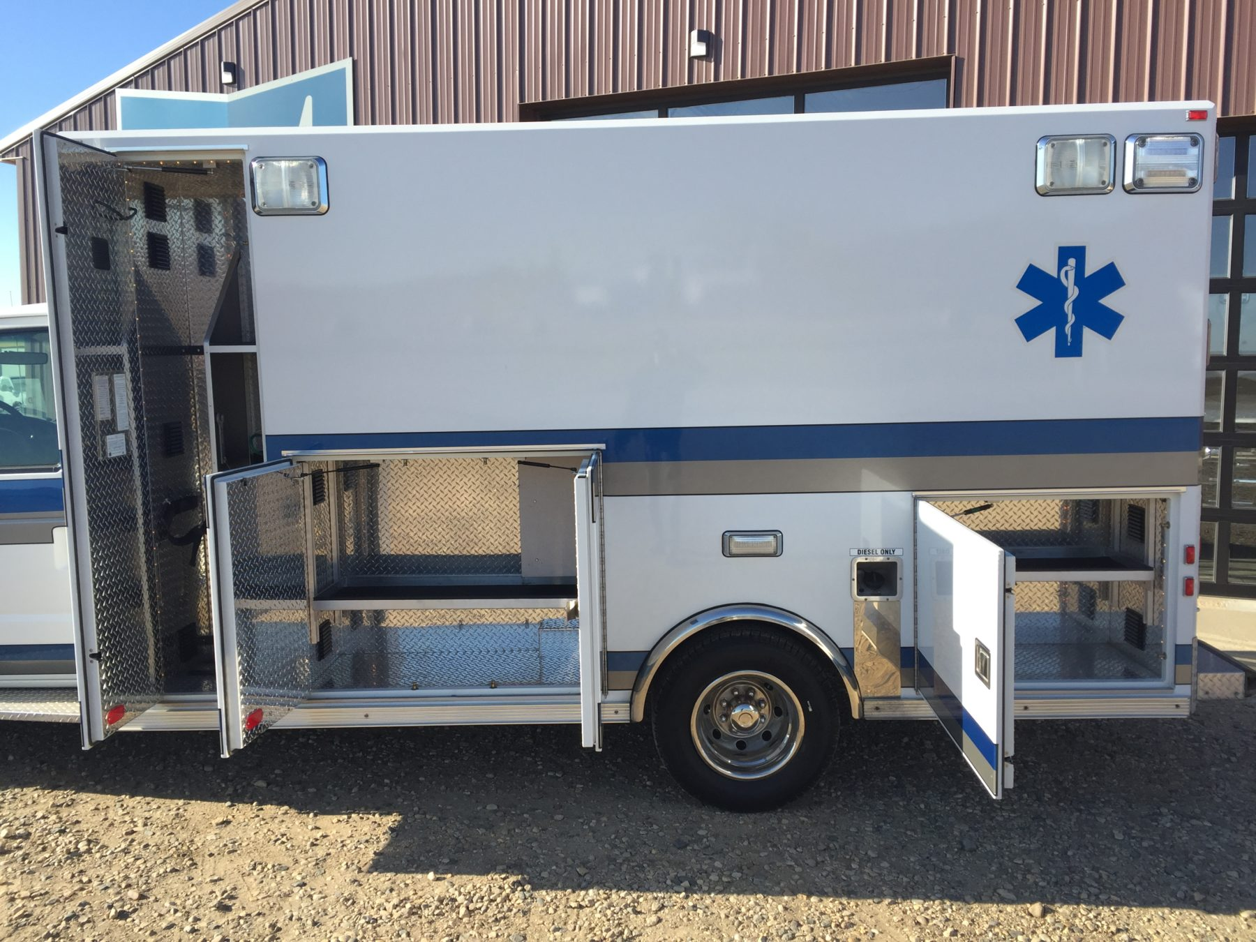 2001 Ford E450 Type 3 Ambulance For Sale – Picture 4