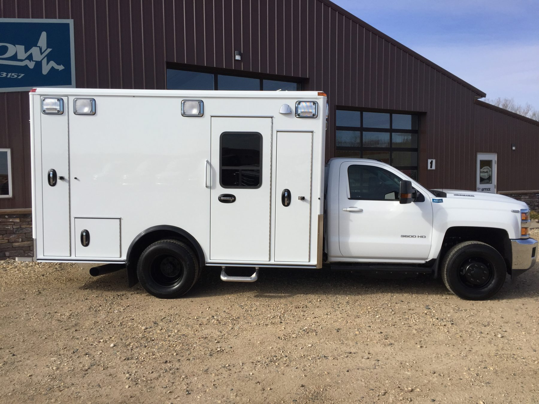 2019 Chevrolet K3500 4x4 Type 1 Ambulance For Sale – Picture 5