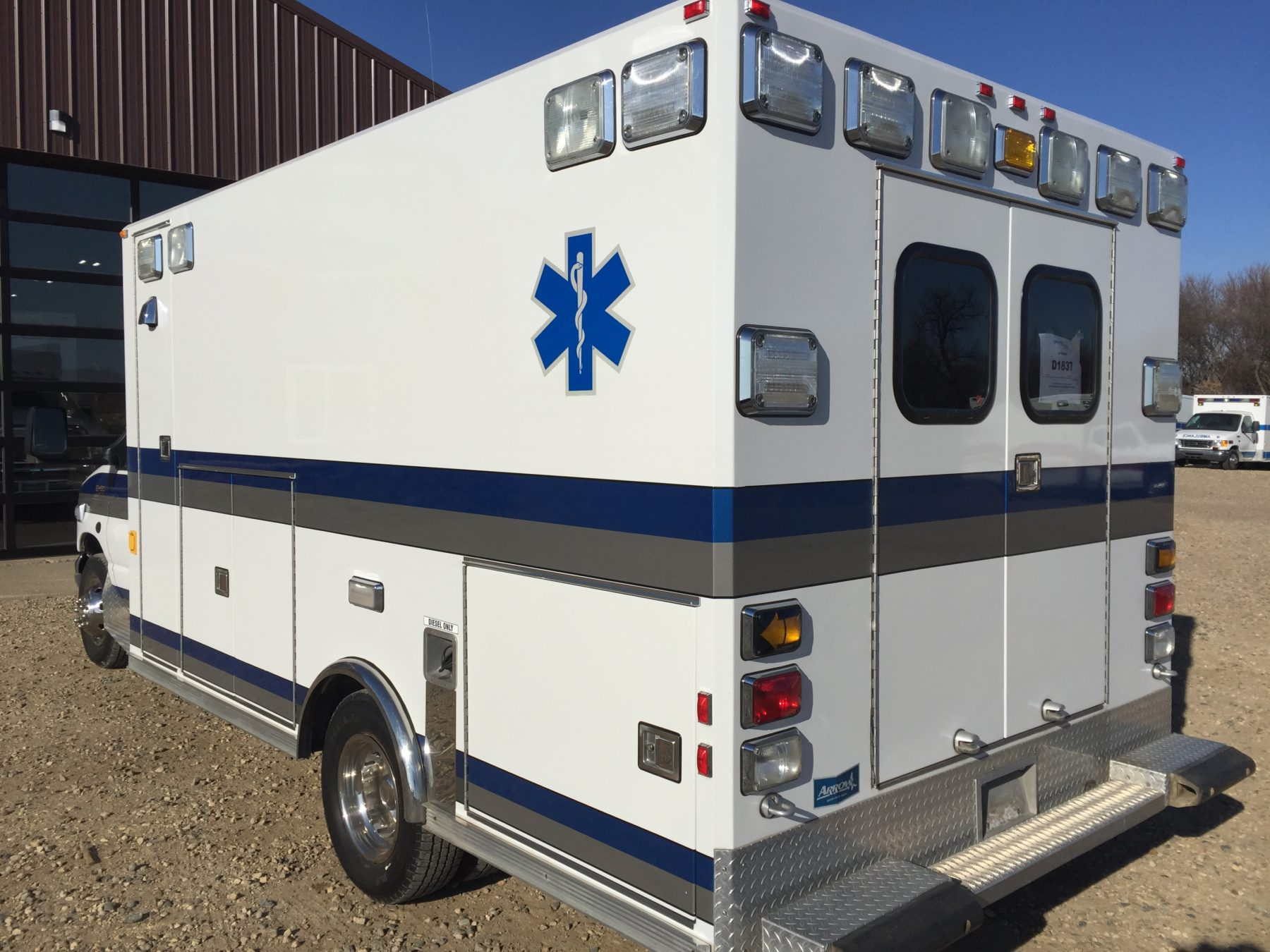 2001 Ford E450 Type 3 Ambulance For Sale – Picture 5
