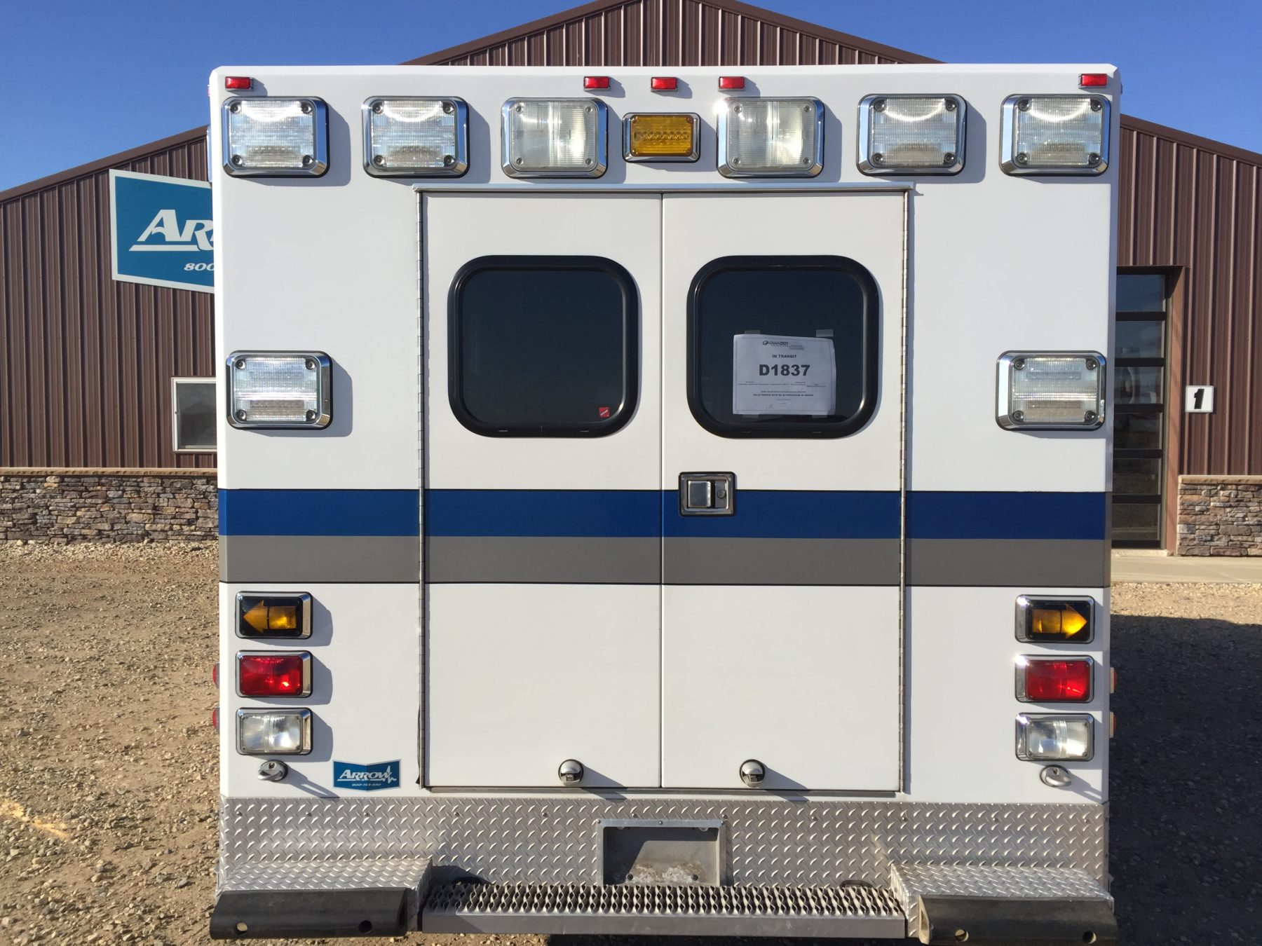 2001 Ford E450 Type 3 Ambulance For Sale – Picture 6