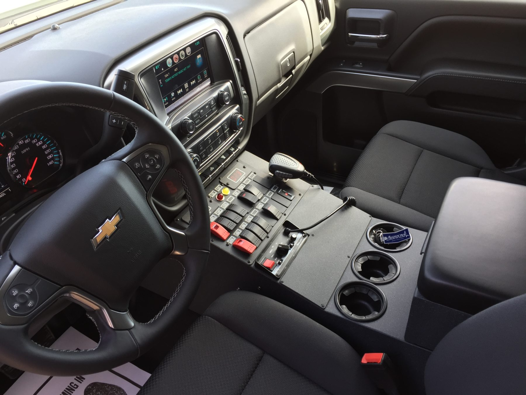 2019 Chevrolet K3500 4x4 Type 1 Ambulance For Sale – Picture 10