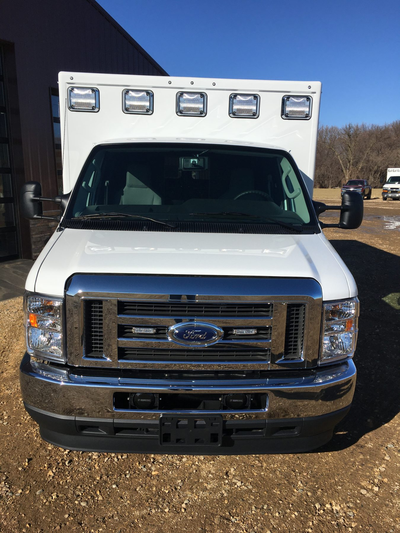 2021 Ford E450 Type 3 Ambulance For Sale – Picture 8