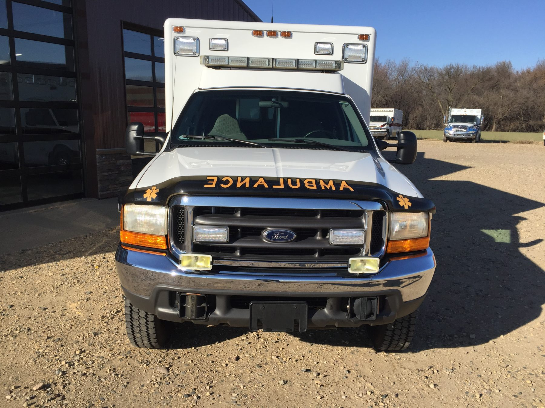 2000 Ford F450 4x4 Type 1 Ambulance For Sale – Picture 6