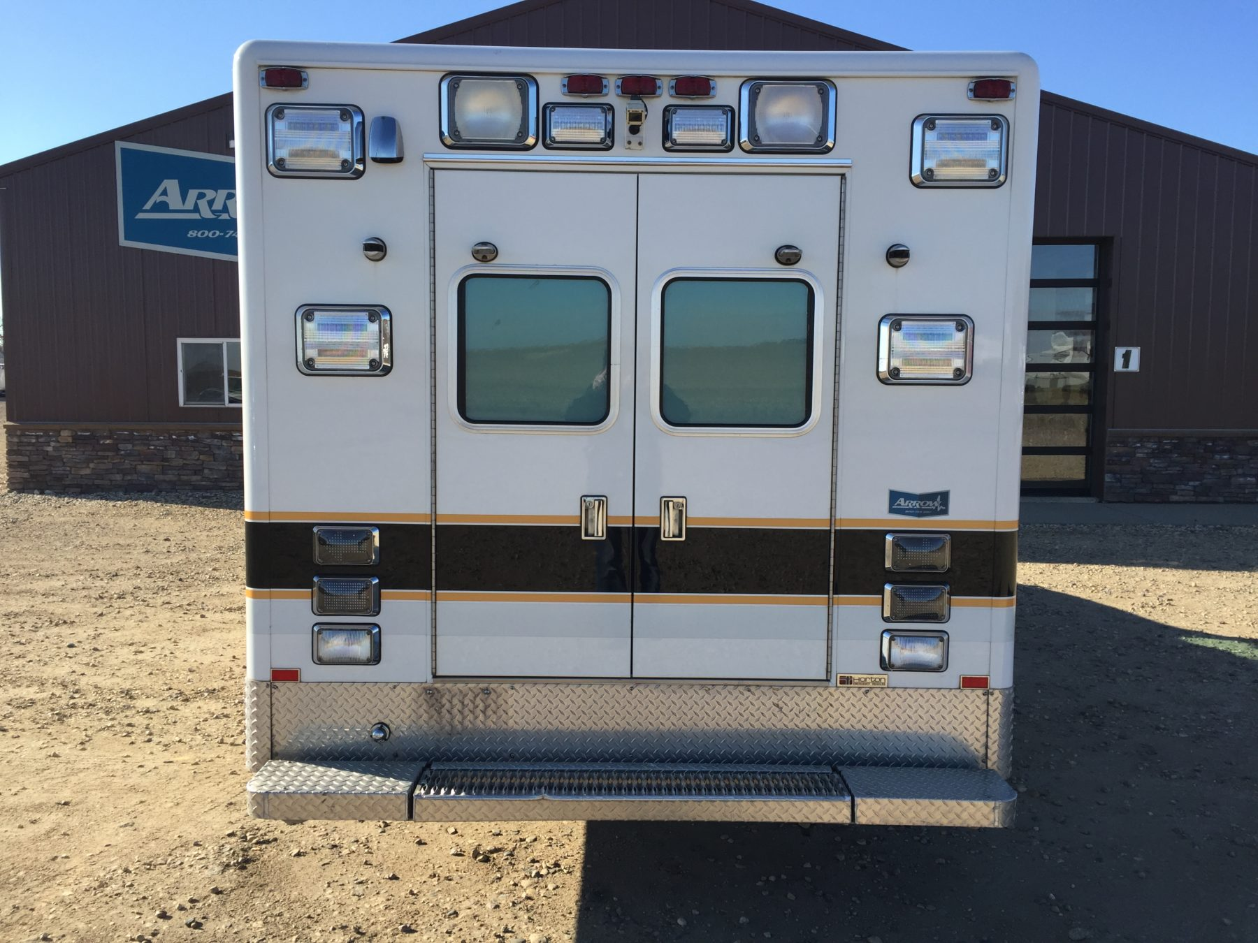 2000 Ford F450 4x4 Type 1 Ambulance For Sale – Picture 7