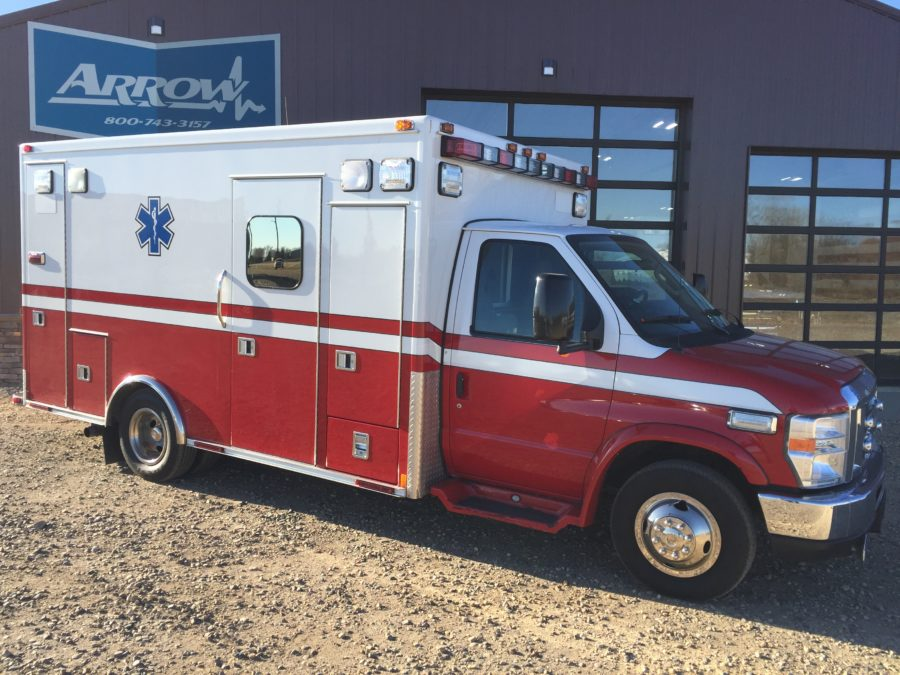 2009 Ford E450 Type 3 Ambulance For Sale