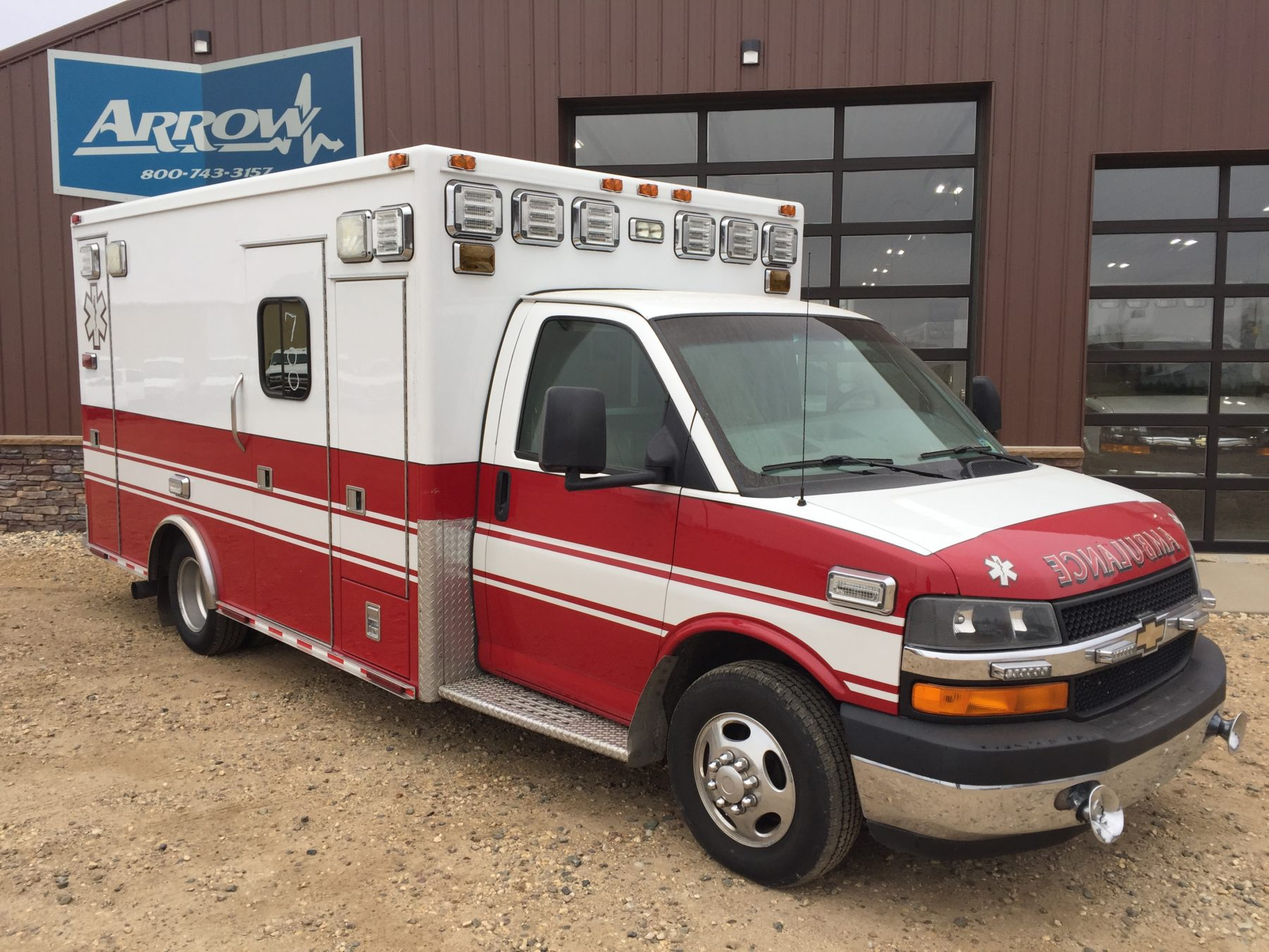 2009 Chevrolet G4500 Type 3 Ambulance For Sale – Picture 3