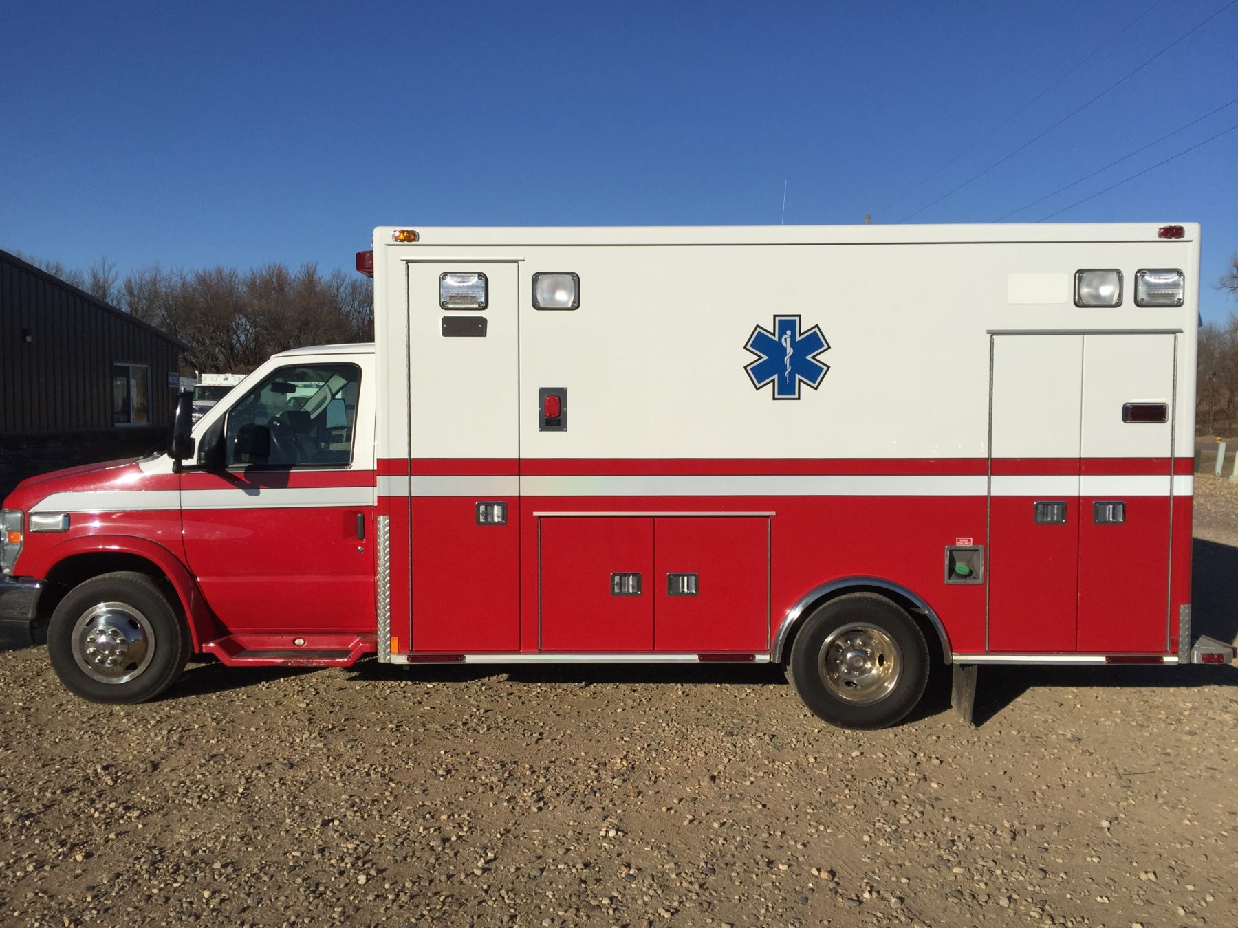 2009 Ford E450 Type 3 Ambulance For Sale – Picture 4