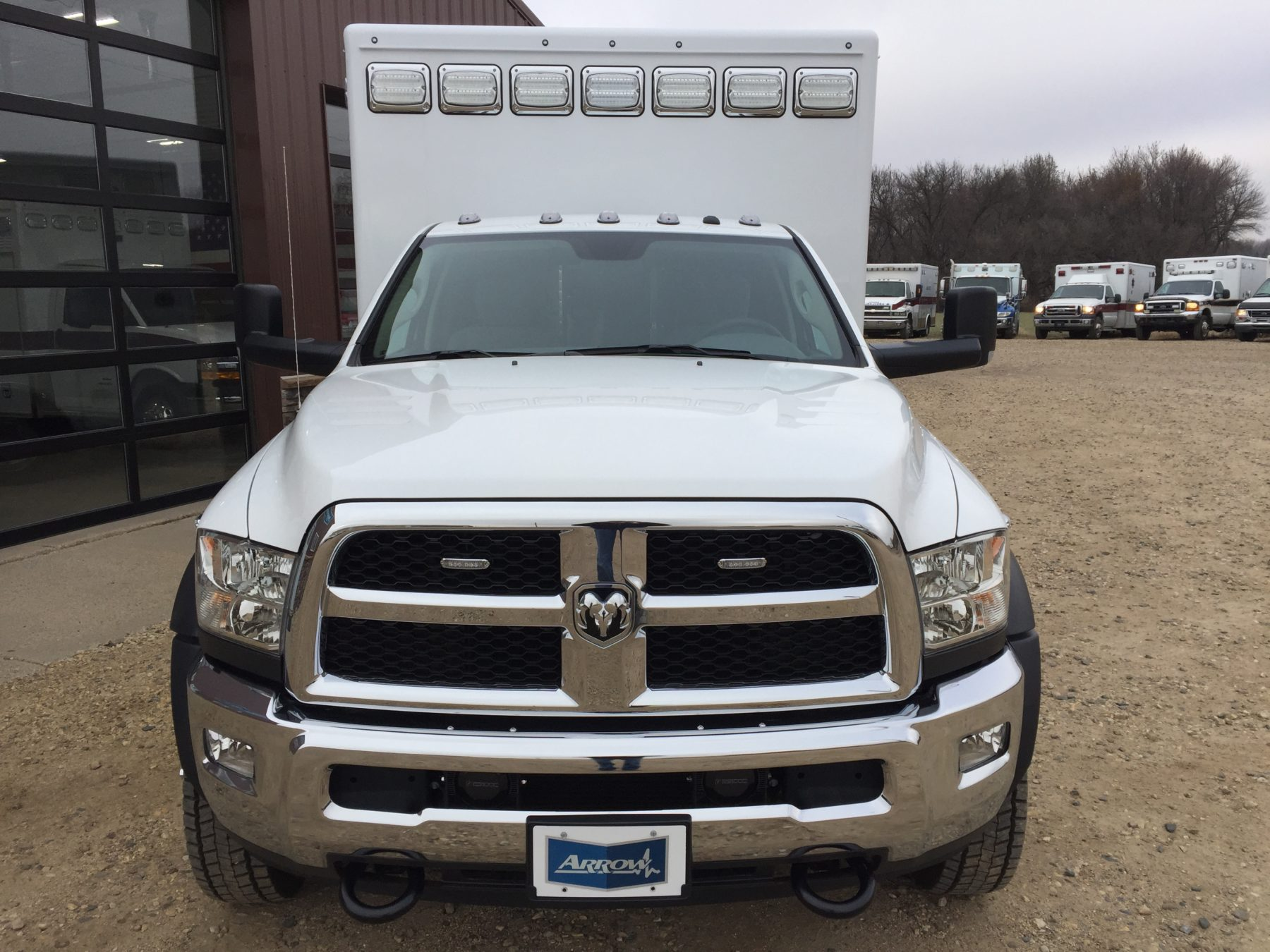 2018 Ram 4500 4x4 Heavy Duty Ambulance For Sale – Picture 7
