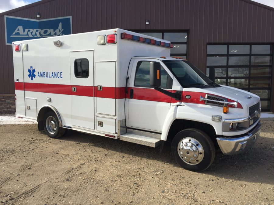2009 Chevrolet C4500 Heavy Duty Ambulance For Sale – Picture 3